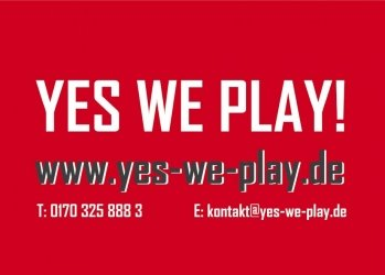 Yes We Play!